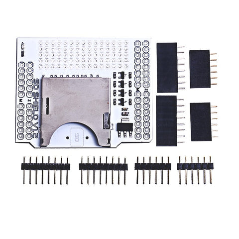 SD card shield for Arduino