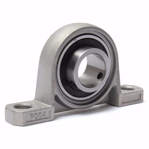 Self-Aligning Flange Bearing (Vertical- 12mm Dia)
