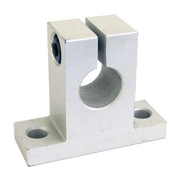 Shaft End Support SK16 (Vertical - 16mm)