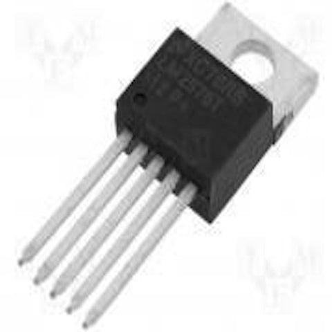 LM2575T-5 (LM2575 Step-Down 5-Voltage Regulator)