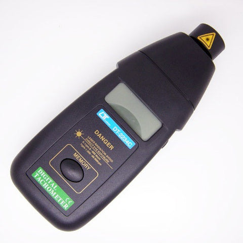 Tachometer (Measure RPM)