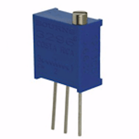 Variable Resistor - POT (1 KOhm)