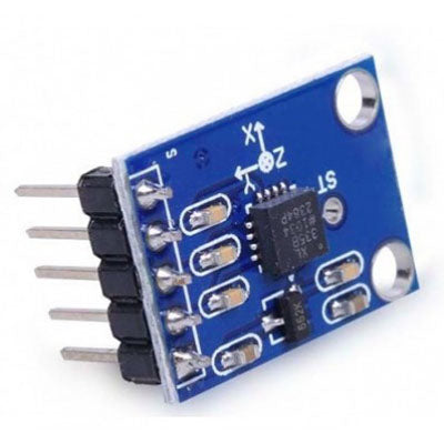 Triple Axis Analog Accelerometer Module (ADXL 335)