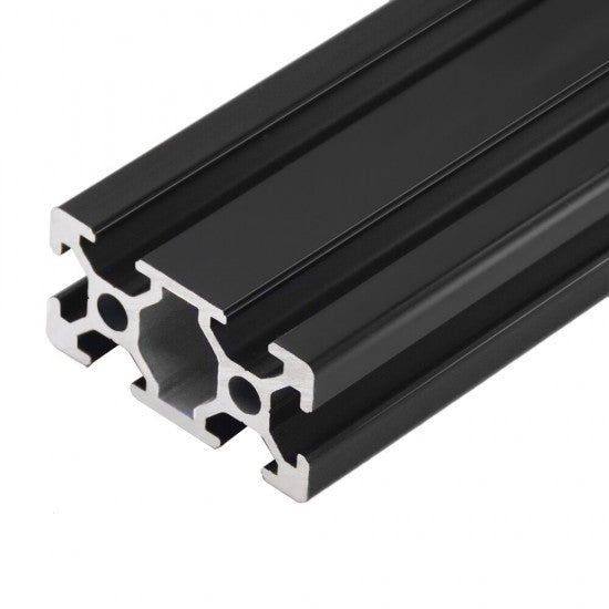 V-Slot 20mm x 40mm Linear Rail (1M - Black Anodized)