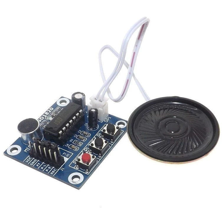 Sound Recorder Module