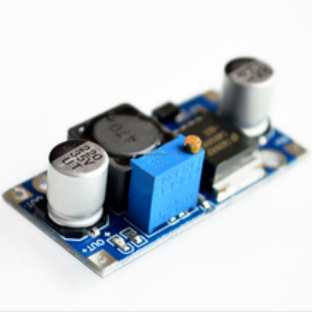 DC-DC Adjustable Step-up Power Converter  Module- XL6009