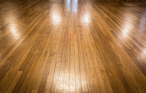 Buff Hardwood Floors