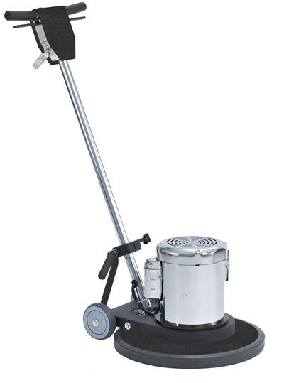 Hawk Brute HP1517-180TEXHD 17 INCH SEVERE DUTY FLOOR MACHINE -- INCLUDES UPPER LOCK, PAD DRIVER, TANK, 2 - 25# WEIGTHS, WEIGHT PINS, AND SPLASHGUARD)