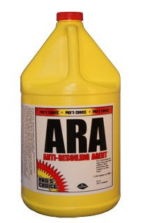 Anti Resoiling Agent (ARA)