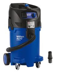 The Attix 50 offers features such as a power regulator that adjusts suction performance, an anti-static feature that prevents shocks, and an adjustable hose selection feature.