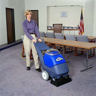 Unmatched value in an easy-to-use, self-contained carpet extractor. Windsor's Cadet 7 efficiently deep cleans carpet.