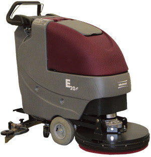 Minuteman E20 Performs daily scrubbing and or the removal of floor finish to effectively clean and restore floors.