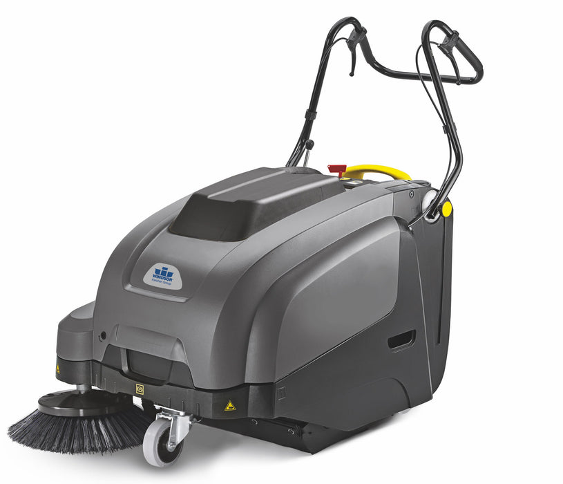 Windsor Radius 300 Self-Propelled Battery Sweeper with Vacuum Dust Control