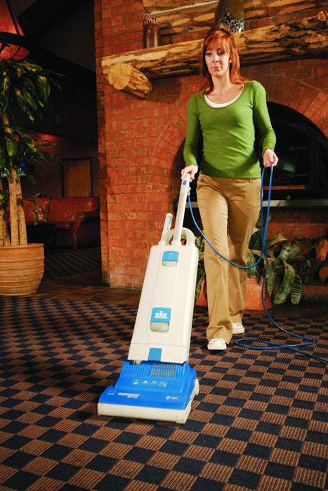 Unlike most vacuums that throw dust back into the air, the Sensor XP discharges only clean air