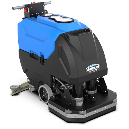 With performance and durability to get the job done faster time after time, the M26 Floor Scrubber cleans in every area of the facility due to its easy-to-maneuver design and medium footprint.
