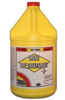 Urine Pre-Treatment
