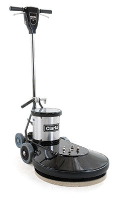 The Ultra Speed Pro® 1500 features a powerful DC rectified motor that drives a consistent 1,500 rpm's to maintain a wet-look shine on finished floors.
