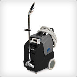 The adjustable 0 - 500 psi spray pressure provides the Dominator 13 the ability to clean delicate upholstery and the power to clean the dirtiest carpets.