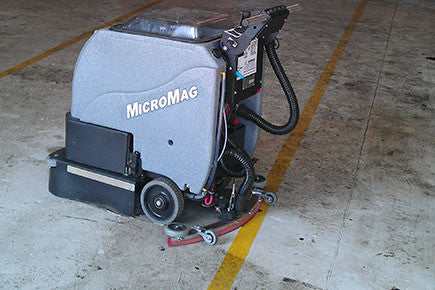 Recon Floor Scrubber