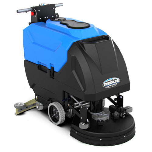 Clean practically any hard floor surface with the M20 Orbital Scrubber.