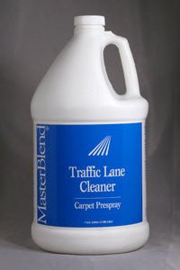 Traffic Lane Cleaner - High pH Carpet Prespray