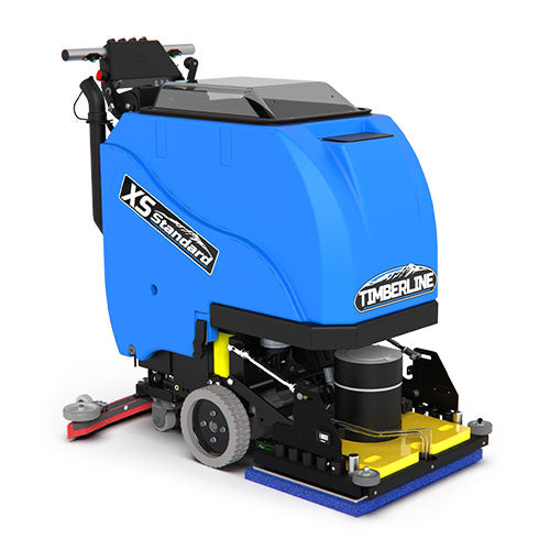 "The XSS 20"" Orbital Floor Scrubber is the smallest Orbital Walk behind unit we offer. Oribtal scrubbing delivers powerful cleaning performance with its unique oscillating head. Ideal size for Schools, Hospitals, Office Spaces and other applications with tight working spaces."