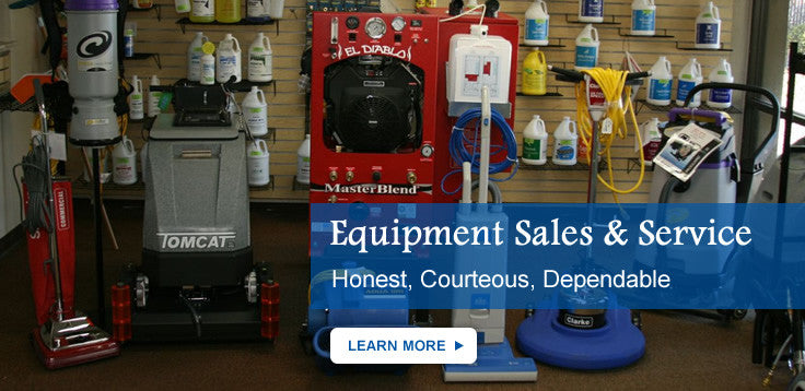 Equipment Sales & Service