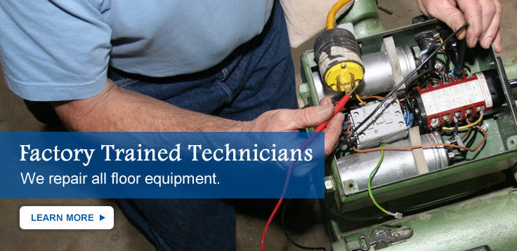 Equipment Repair Services