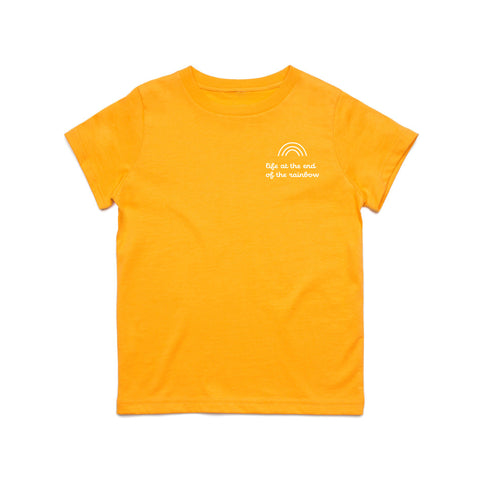 End Of The Rainbow Sunshine Tee (Kids)