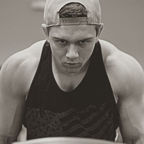 Ben Williamson Blog Crush Fitness
