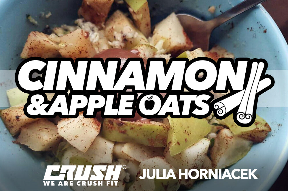 Cinnamon Apple Zoats