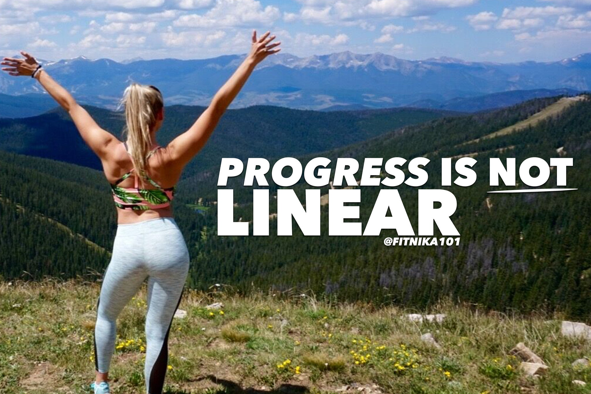 Progress Isn't Linear