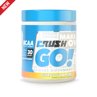 Crush GO!® BCAA's
