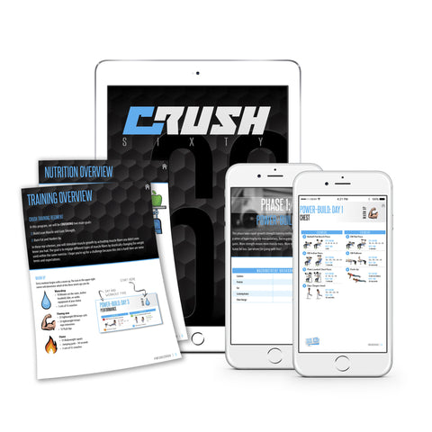 CRUSH60 Complete Package
