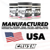 crush made in the USA crush fit pre workout