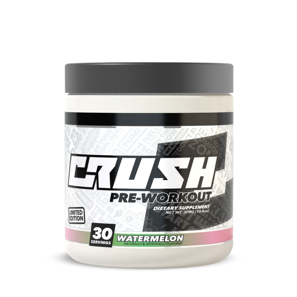 Crush Fit Pre-Workout Watermelon Flavor by CRUSH
