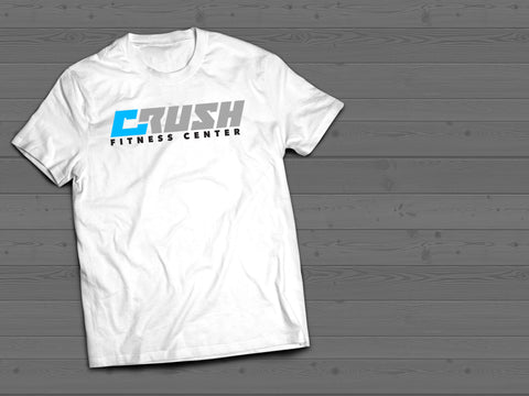 Crush Fitness Center Tee