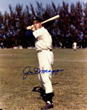 JOE DIMAGGIO signed autographed photo COA