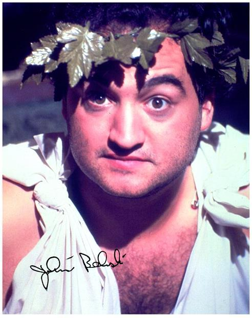 JOHN BELUSHI signed autographed photo COA