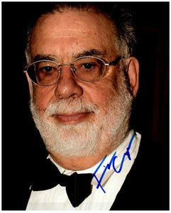 FRANCIS FORD COPPOLA signed autographed photo COA