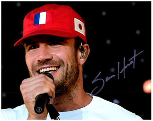SAM HUNT signed autographed photo COA
