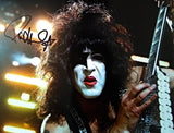 PAUL STANLEY signed autographed photo COA