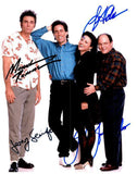 JERRY SEINFELD signed autographed photo COA