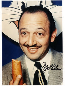 MEL BLANC signed autographed photo COA