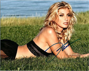 FAITH HILL signed autographed photo COA