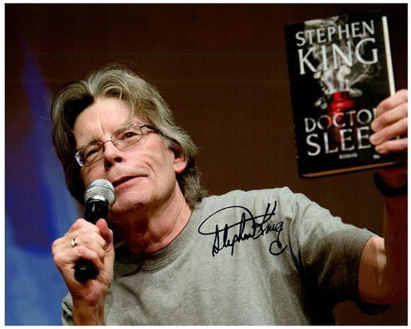 STEPHEN KING Signed autographed Photo COA