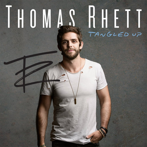 THOMAS RHETT signed autographed photo COA