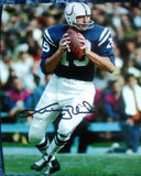 JOHNNY UNITAS signed autographed photo COA
