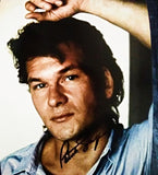 PATRICK SWAYZE signed autographed photo COA