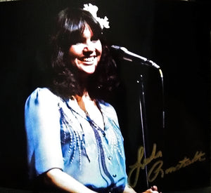 LINDA RONSTADT signed autographed photo COA